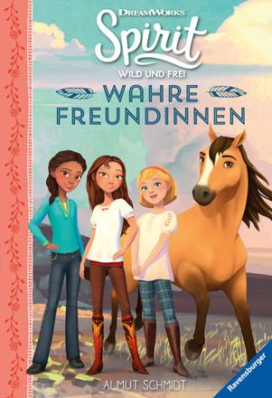 Bild zu Dreamworks Spirit Wild und Frei: Wahre Freundinnen von Schmidt, Almut
