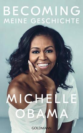 Bild zu BECOMING von Obama, Michelle