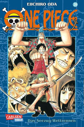 Bild zu One Piece, Band 39 von Oda, Eiichiro
