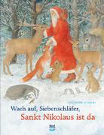Bild zu Wach auf, Siebenschläfer, Sankt Nikolaus ist da von Schmid, Eleonore