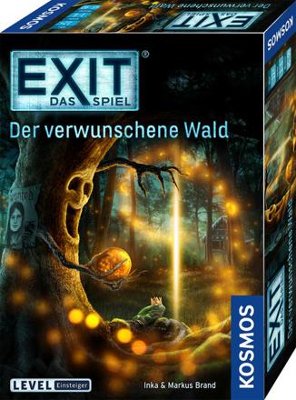 Bild zu EXIT Das Spiel - Der verwunschene Wald