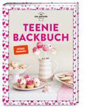 Bild zu Teenie Backbuch