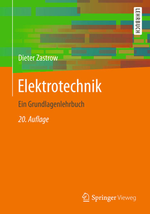 Bild zu Elektrotechnik von Zastrow, Dieter