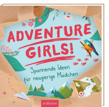 Bild zu Adventure Girls von Duggan, Nicole