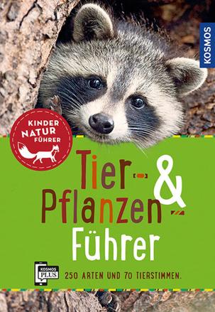Bild zu Tier- und Pflanzenführer. Kindernaturführer von van Saan, Anita