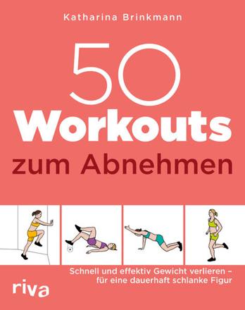 Bild zu 50 Workouts zum Abnehmen von Brinkmann, Katharina