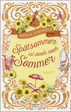 Bild zu Spätsommer ist auch noch Sommer von Lindgren, Minna