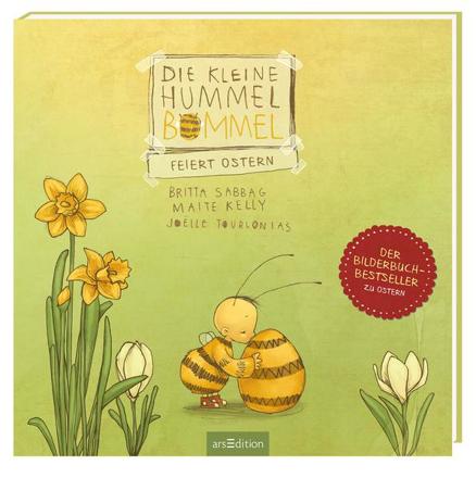 Bild zu Die kleine Hummel Bommel feiert Ostern von Sabbag, Britta