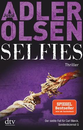 Bild zu Selfies von Adler-Olsen, Jussi