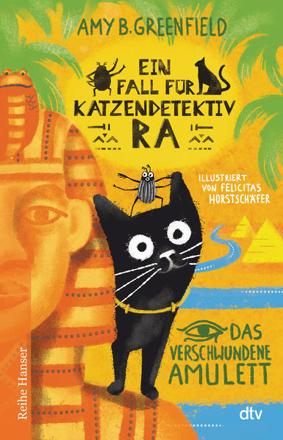 Bild zu Ein Fall für Katzendetektiv Ra, Das verschwundene Amulett (eBook) von Greenfield B., Amy