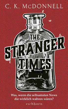 Bild zu The Stranger Times von McDonnell, CK