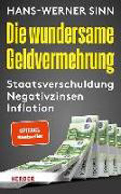 Bild zu Die wundersame Geldvermehrung von Sinn, Hans-Werner