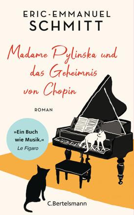 Bild zu Madame Pylinska und das Geheimnis von Chopin von Schmitt, Eric-Emmanuel