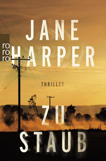 Bild zu Zu Staub von Harper, Jane