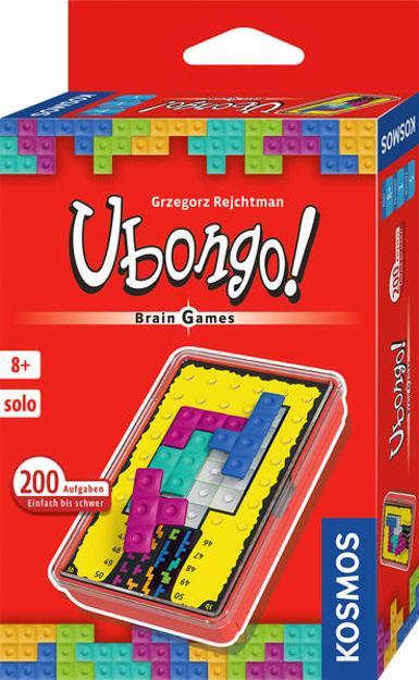 Bild zu Ubongo - Brain Games von Rejchtman, Grzegorz