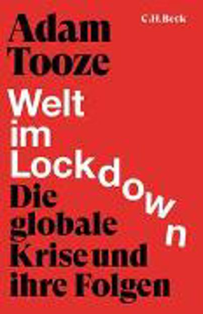 Bild zu Welt im Lockdown von Tooze, Adam