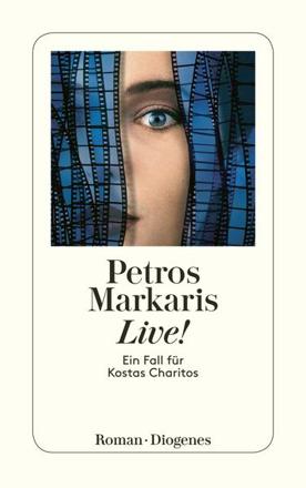 Bild zu Live! von Markaris, Petros