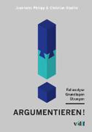 Bild zu Argumentieren! von Philipp, Jeannette