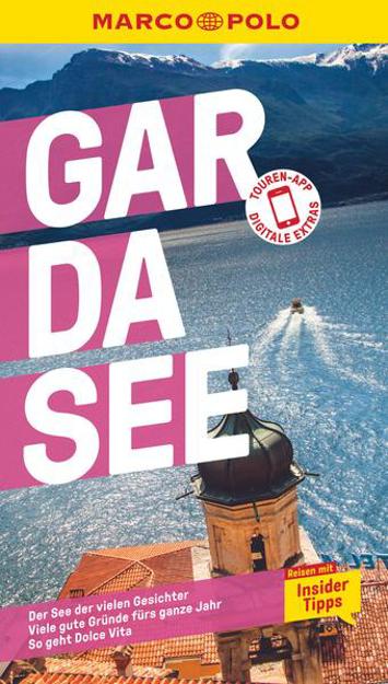 Bild zu MARCO POLO Reiseführer Gardasee von Bettoni, Margherita