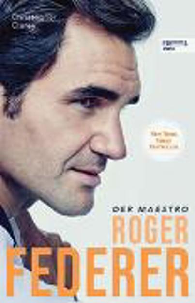 Bild zu Roger Federer von Clarey, Christopher