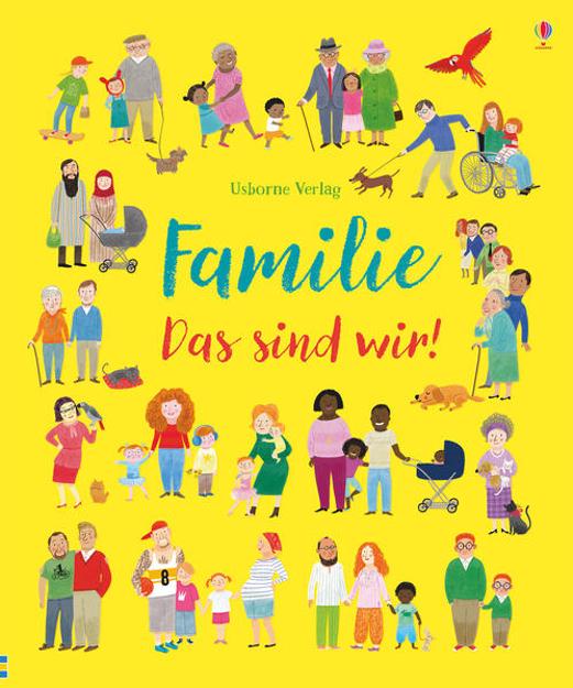 Bild zu Familie - Das sind wir! von Brooks, Felicity