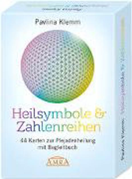 Bild zu Heilsymbole & Zahlenreihen: 44 Karten zur Plejadenheilung mit Begleitbuch von Klemm, Pavlina