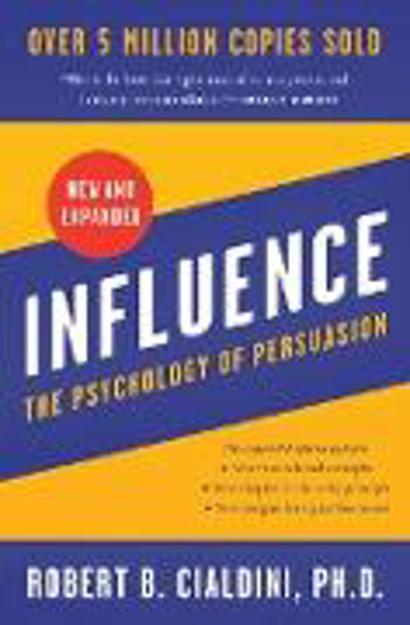 Bild zu Influence, New and Expanded von Cialdini, Robert B.