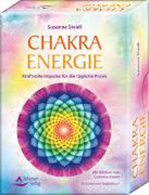 Bild zu Chakra-Energie- Kraftvolle Impulse für die tägliche Praxis von Steidl, Susanne