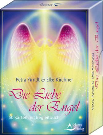 Bild zu Die Liebe der Engel von Arndt, Petra