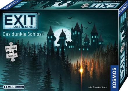 Bild zu EXIT Spiel + Puzzle - Das dunkle Schloss von Brand, Inka & Markus