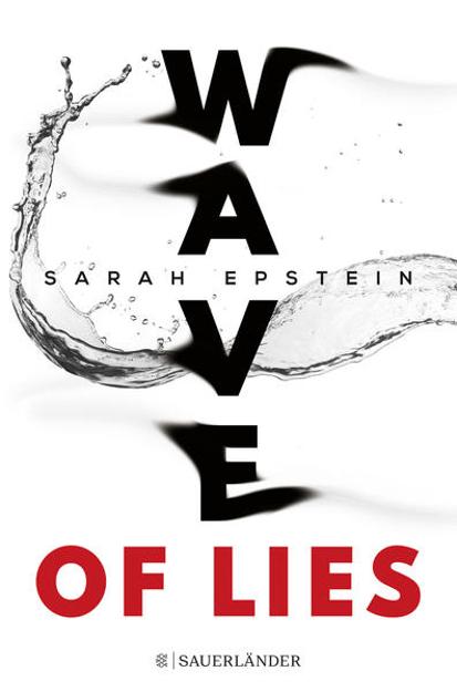 Bild zu Wave of Lies von Epstein, Sarah