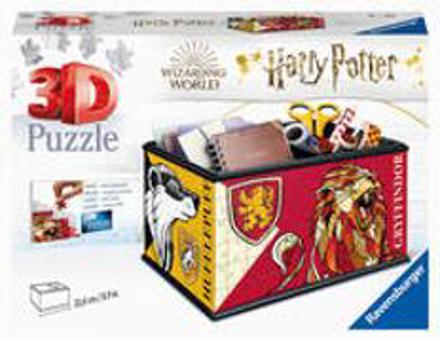Bild zu Ravensburger 3D Puzzle 11258 - Aufbewahrungsbox Harry Potter - 216 Teile - Praktischer Organizer für Harry Potter Fans ab 8 Jahren
