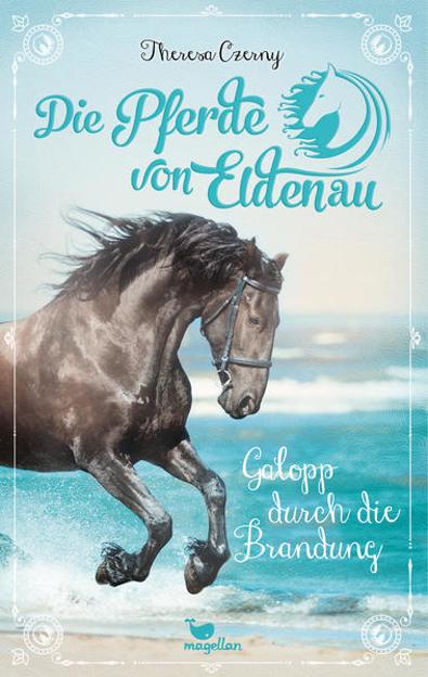 Bild zu Die Pferde von Eldenau - Galopp durch die Brandung von Czerny, Theresa
