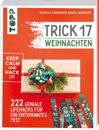Bild zu Trick 17 Weihnachten von Heidenreich, Franziska
