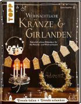 Bild zu Weihnachtliche Kränze & Girlanden von Seyther, Lena