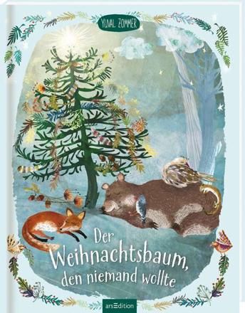 Bild zu Der Weihnachtsbaum, den niemand wollte von Zommer, Yuval