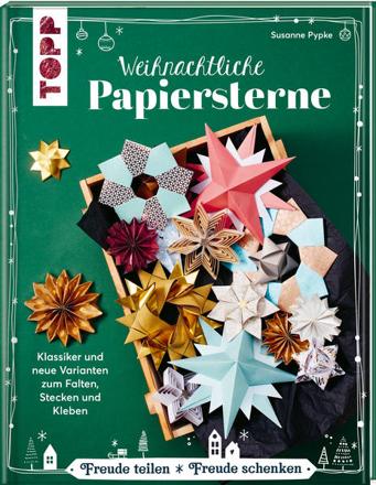 Bild zu Weihnachtliche Papiersterne von Pypke, Susanne